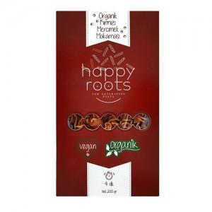 Happy Roots Organik Kırmızı Mercimek Makarnası 3'lü