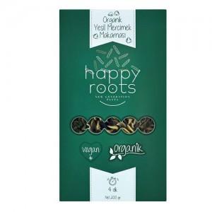 Happy Roots 3'lü Yeşil Mercimek Makarnası