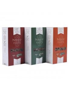 Happy Roots Organik Bakliyat Makarnası Paketi